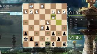 Chess online: Good Defense Game