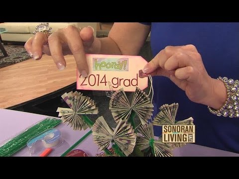 Terri O creates simple gift ideas for your graduate