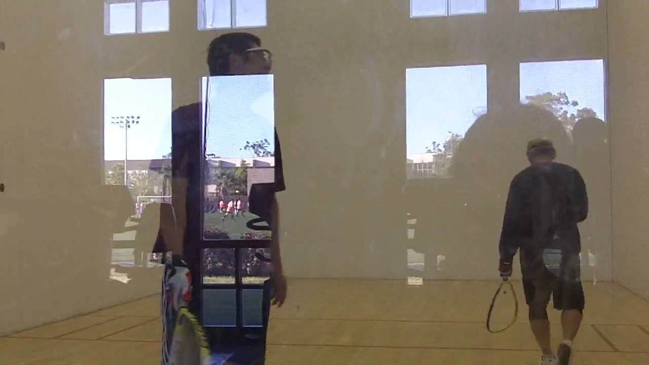 3b96786b31 Kevin and Brian playing racquetball at UCSB Rec Cen - YouTube