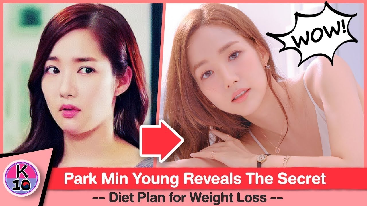 Park Min Young Reveals The Secret of Diet Plan for Weight ...