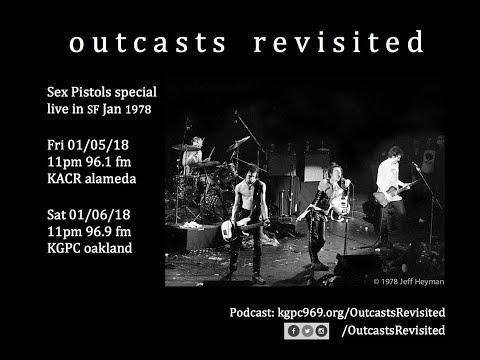 Sex Pistols Last Concert SF Winterland 14 Jan 1978 HD