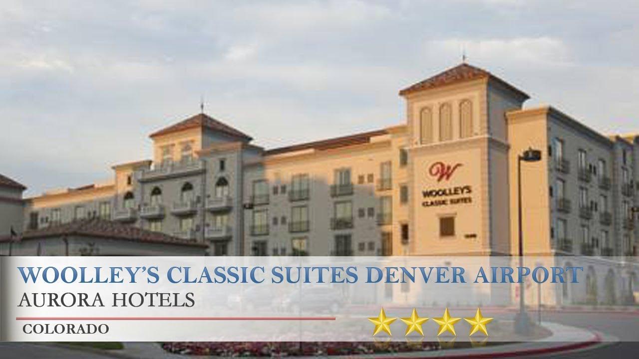 Woolley S Clic Suites Denver Airport Aurora Hotels Colorado