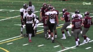 Hopkins Football Senior Game Highlights 2015