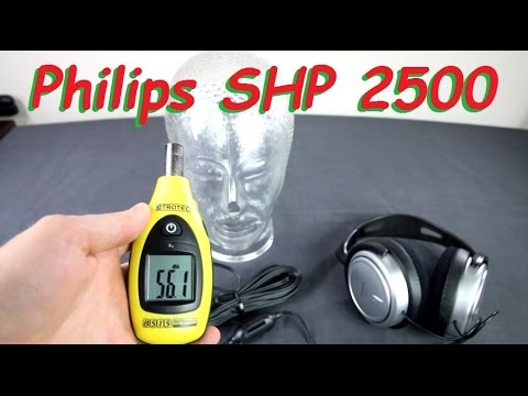 philips-shp2500-headphone-unboxing-+-sound-db-test