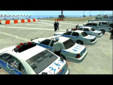 GTA IV: NYPD clan: Training Academy (9.3.2013)