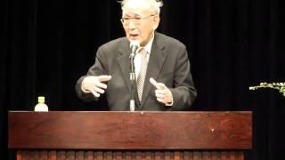 「小島烏水に学ぶもの」近藤信行先生 講演