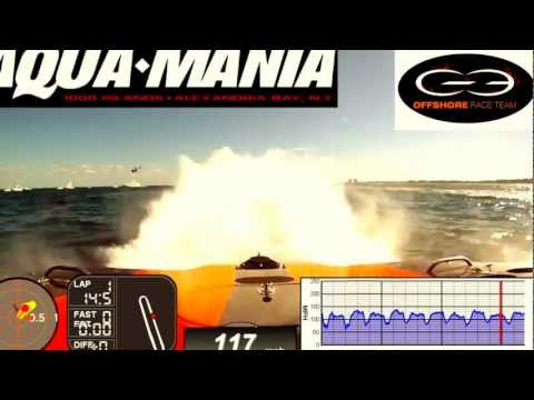 Aqua-Mania OPA World Rear View