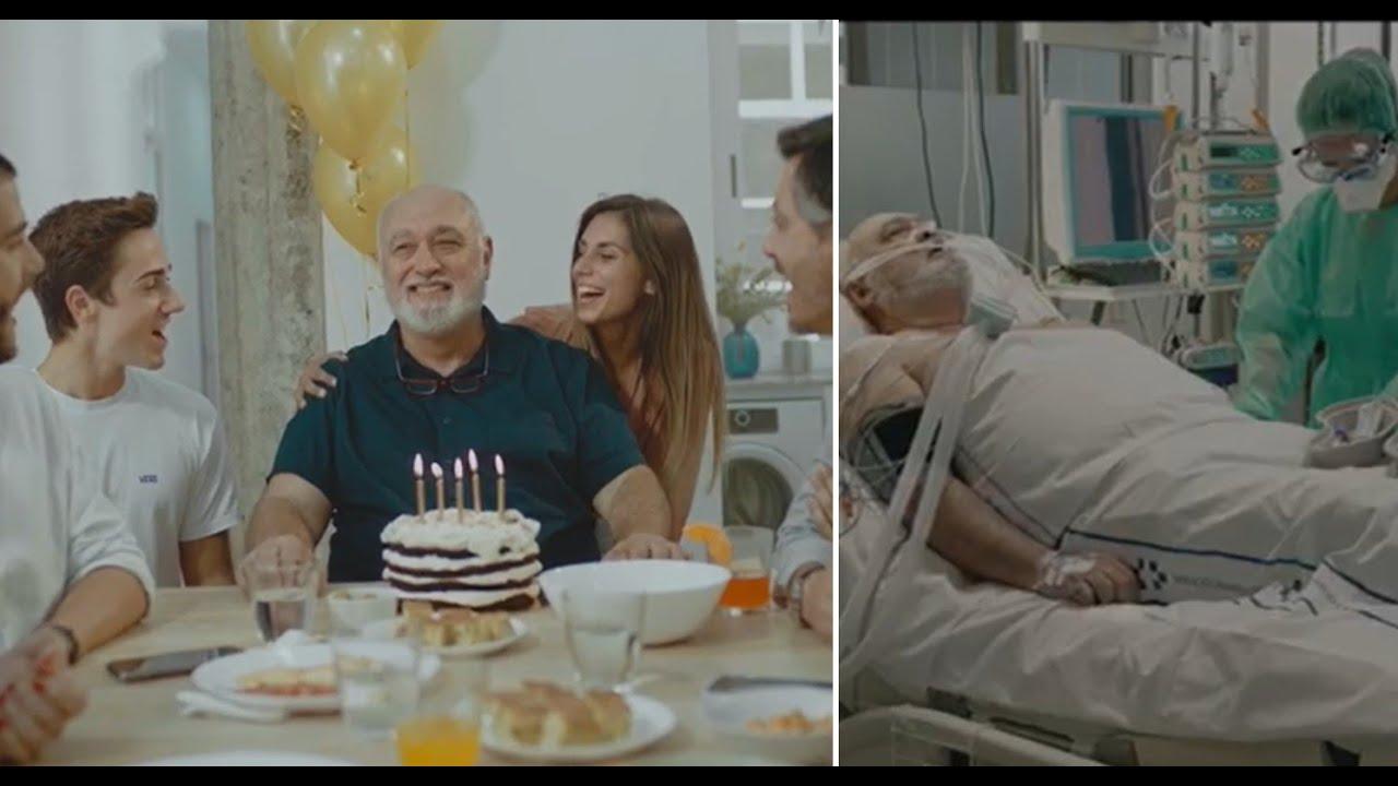 El vídeo del Gobierno canario que advierte del riesgo de las fiestas familiares frente al Covid19