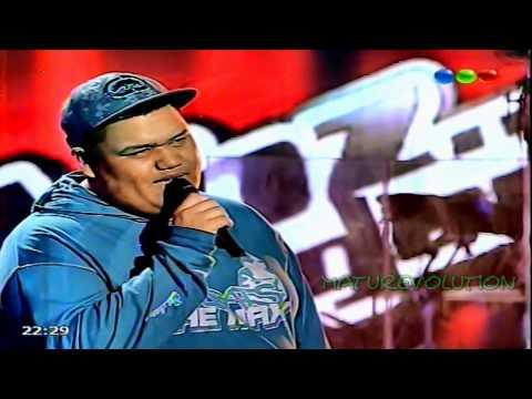 La voz Argentina / Gonzalo Rodriguez - A puro dolor (sonido de alta calidad)