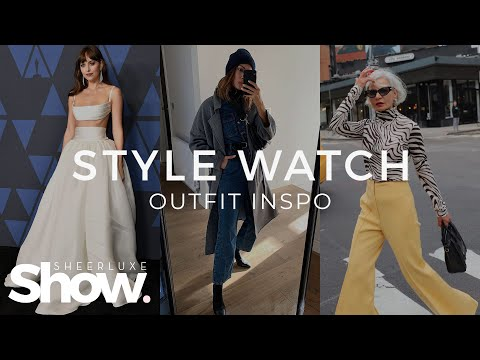 Style Watch: Autumn Fashion, Outfit Ideas + Partywear