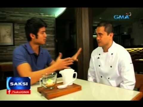 Saksi: Deconstructed miso soup, kakaibang presentation ng sabaw ng mga Hapon