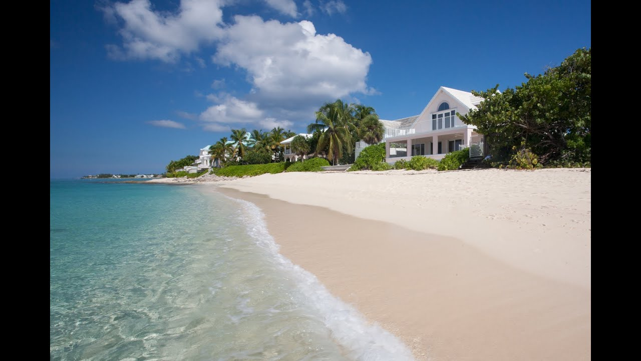 Villa Rosa Boggy Sand Rd Seven Mile Beach Cayman Islands Sotheby S Realty