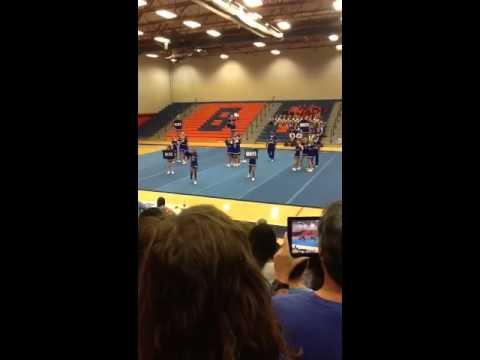 Grassland middle school cheer classic 2012