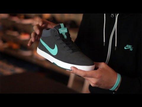 Nike SB Eric Koston Mid Skate Shoes Review - Tactics.com