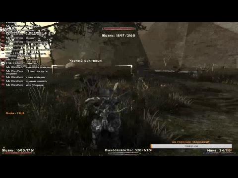 Готика 2.0 Возвращение(Gothic 2 Returning 2.0) Путь Солдата/прохождение Паладин #25