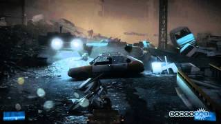 Battlefield 3 - Saved by the Osprey Campaign Gameplay Movie (PC)