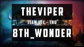 TEC - TheViper vs 8th_Wonder [Game 4]