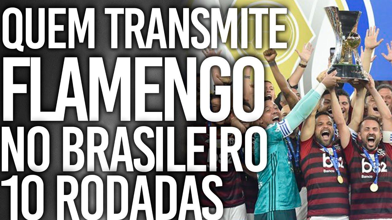 ONDE VÃO PASSAR OS 10 PRIMEIROS JOGOS DO FLAMENGO NO BRASILEIRÃO? DESCUBRA!
