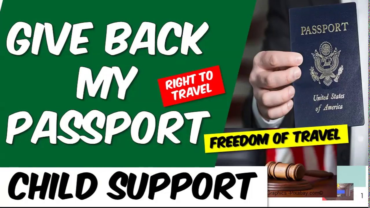 Give Back My Passport (I have the RIGHT TO TRAVEL) - YouTube