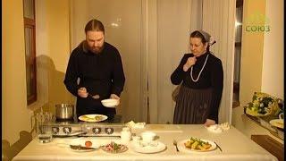 Кулинарное паломничество. Сретенский монастырь. Готовим картофельные биточки по-сретенски