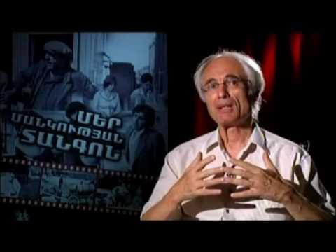 Тигран Мансурян - автор музыки к кинофильму Танго нашего детства