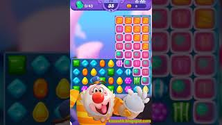 Candy Crush Friends Saga Level 232 (No boosters)
