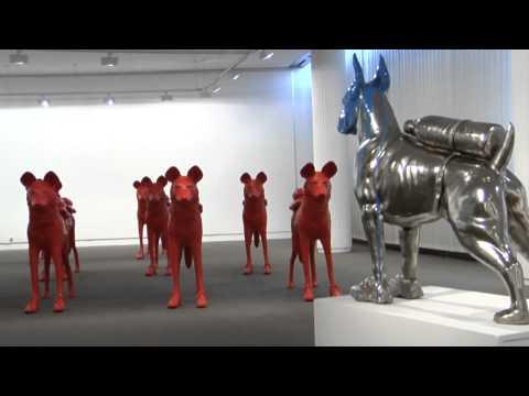 Exposition William Sweetlove - Maison de la Culture de Namur, du 14 mai au 30 juin 2011