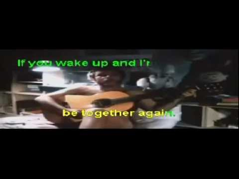David Gates - Goodbye girl (Karaoke)