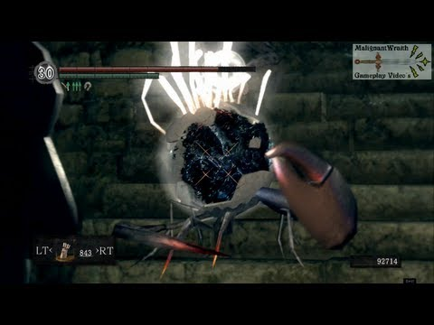 Dark Souls - Evil Vagrant - VERY RARE, Uncommon Random Spawn
