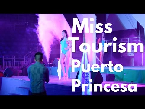 Miss Tourism Puerto Princesa - The beautiful women of the Philippines!