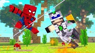 Minecraft: MUNDO L ORESPAWN - ARMADURA DE QUANTUM CONTRA HEROIS - ‹ JUAUM › #125