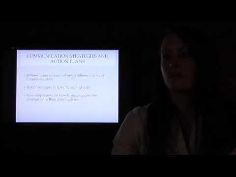 Managing Organizational Communication