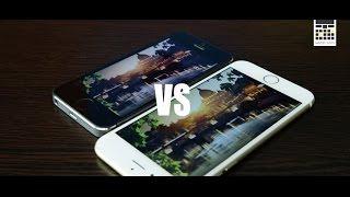 iPhone 6 vs iPhone 5s: производительность, камеры, размеры, дисплеи - Keddr.com(, 2014-09-22T13:29:19.000Z)