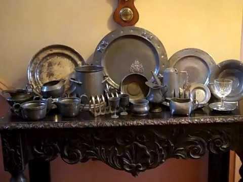 Gentil Pewter Tableware.mp4