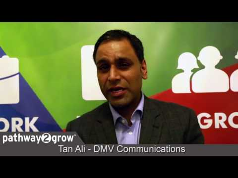 Tan Ali From DMV Communications At Chutney And Chat