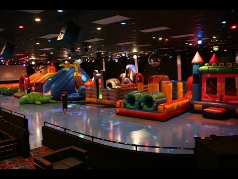 The Ultimate Bounce Party Experience