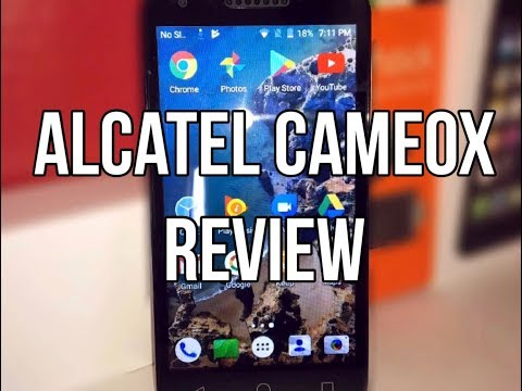 Alcatel Verso Video clips - PhoneArena