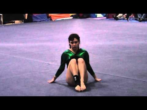 University of Vermont Club Gymnastics 2015