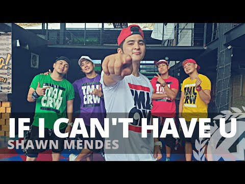 IF I CAN'T HAVE YOU By Shawn Mendes | Zumba | Pop | TML Crew Paulo Mandigma