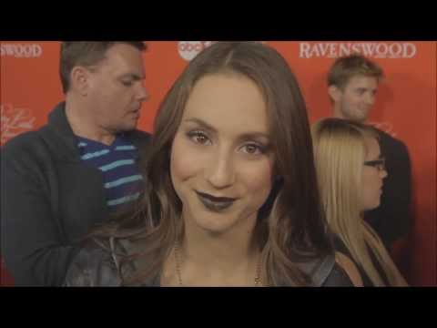 Pretty Little Liars Cast Members Talk Hunger Games