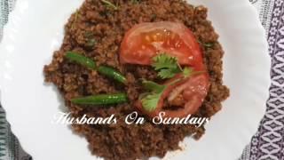 Bhuna Keema Masala   कीमा   EID Special Recipe