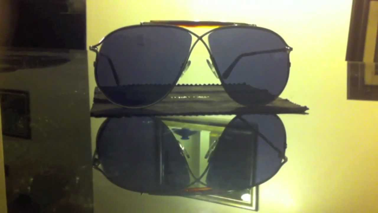 798396a48a My Tom Ford Sunglasses Unboxing - YouTube