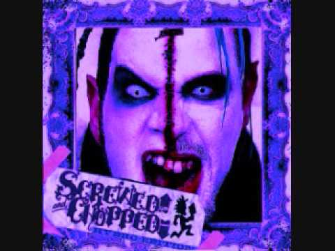 Twiztid - Mutant X ( Chopped and Screwed )
