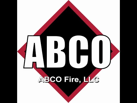 ABCO Fire - continuing education - Steve Rice & Seth Stark - Dry Chem