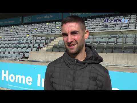 Dublin footballer James McCarthy chats to DubsTV ahead of Inter-County return