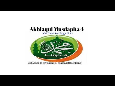 Akhlaqul Mustapha 4.  Mallam Umar Sani Fagge