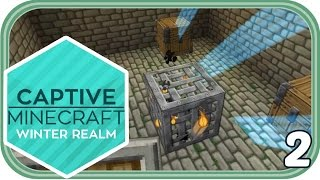 Spawner und Kisten - Captive Minecraft 10.1 #002 - Deutsch - Chigocraft