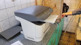 Робота принтера Canon MF 3228