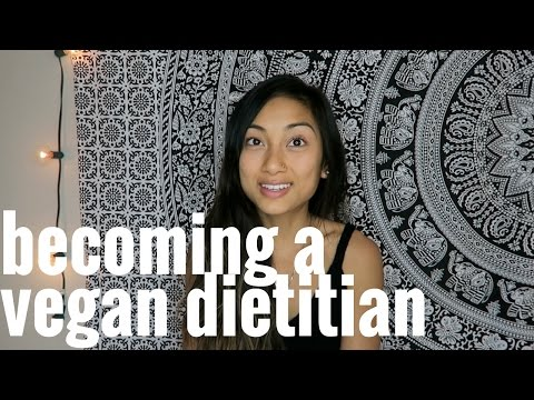 VEGAN NUTRITION AND DIETETICS STUDENT + UNIVERSITY Q&A // RD2Be series