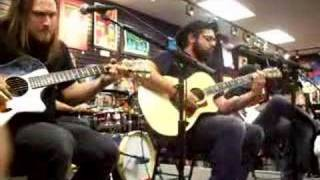 Coheed & Cambria- The Running Free Acoustic Natick MA 10/24